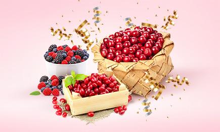 Caleidoscopul arbuștilor fructiferi | GrădinaMax